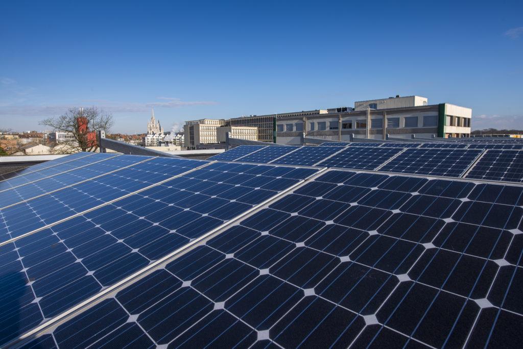 Sibelga Rapport Annuel 2017 Op weg naar de energietransitie